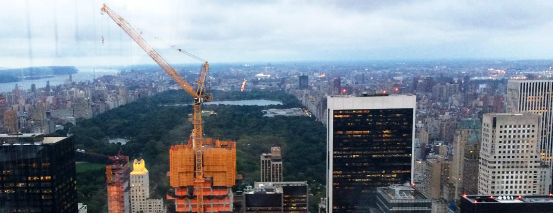 Rondje New York: Amerika reis dag 4: Wall Street en het mooiste uitzicht in New York