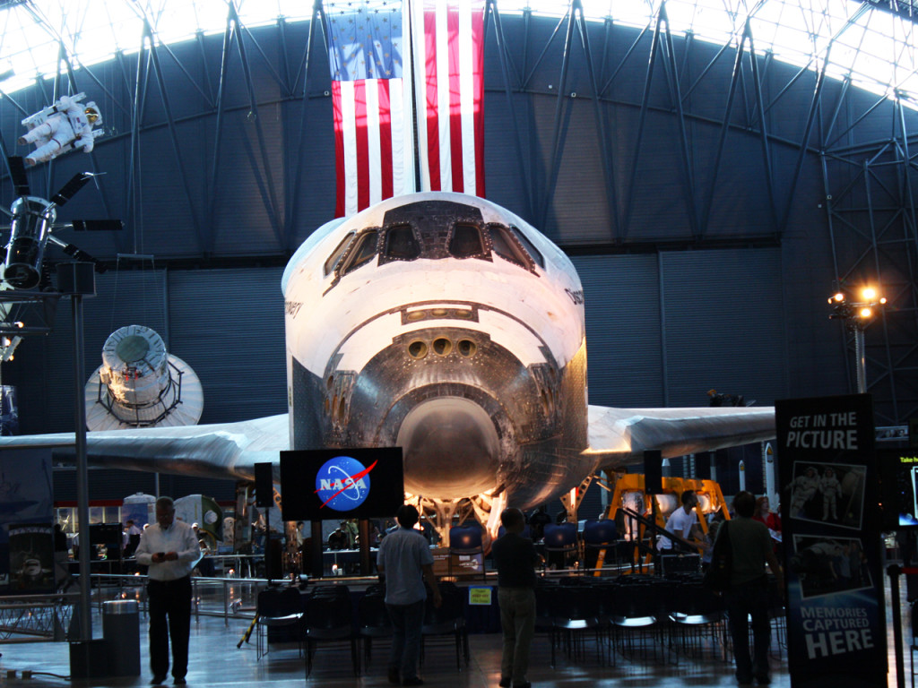 Air-and-space-museum-Nasa
