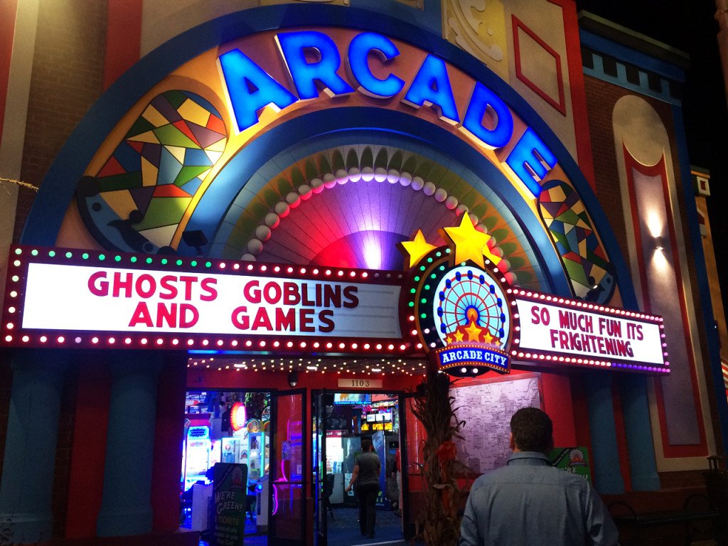 Arcade-The-Island-Pigeon-Forge