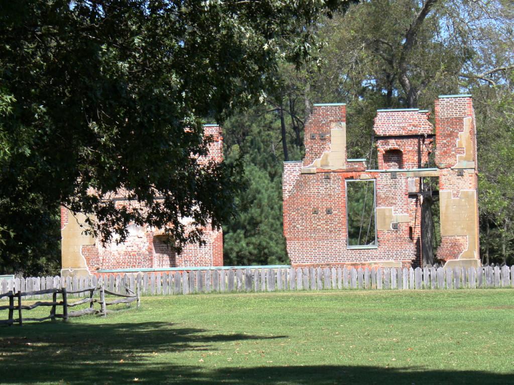 Historic-Jamestown-in-Amerika