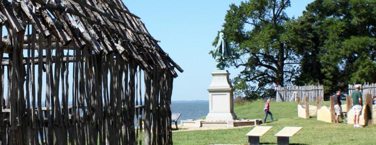 Jamestown-bezoeken-in-Amerika