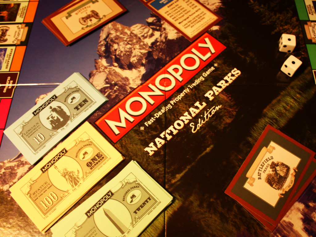Monopoly-National-Parks-edition-USA