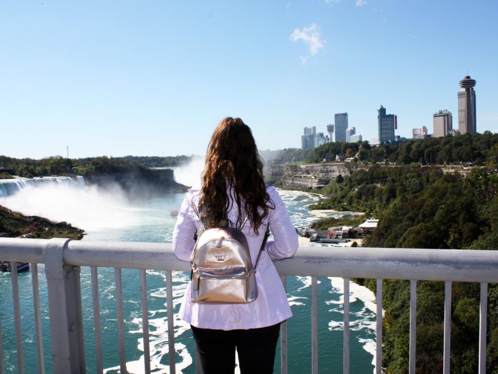 Niagara Falls Amerika reis plannen