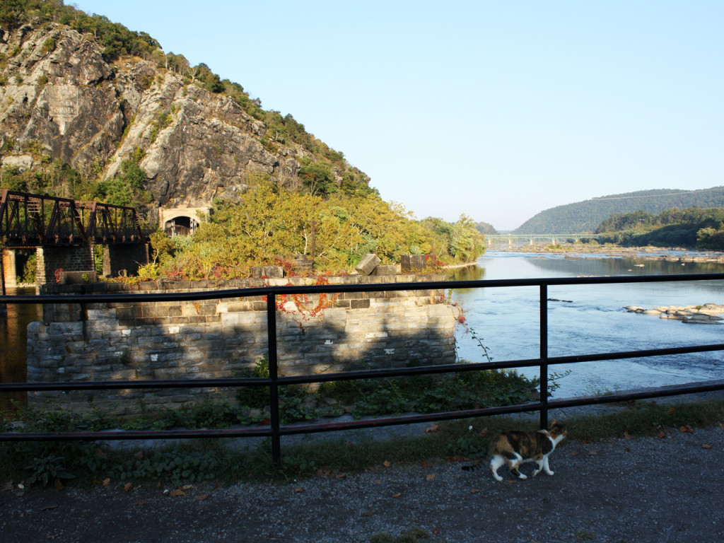 Harpers-Ferry-River