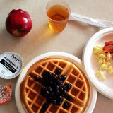 Ontbijt in Amerika