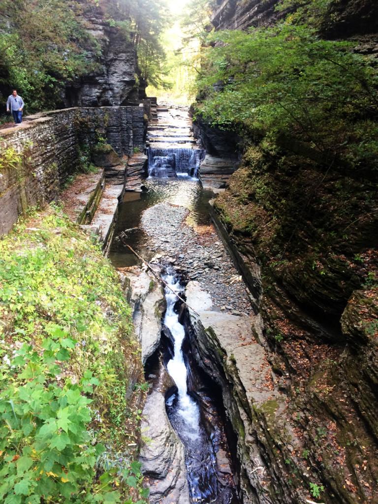 Bezoek-Robert-Treman-State-Park-Amerika