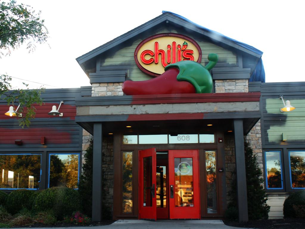 Chilis-restaurant-in-Amerika