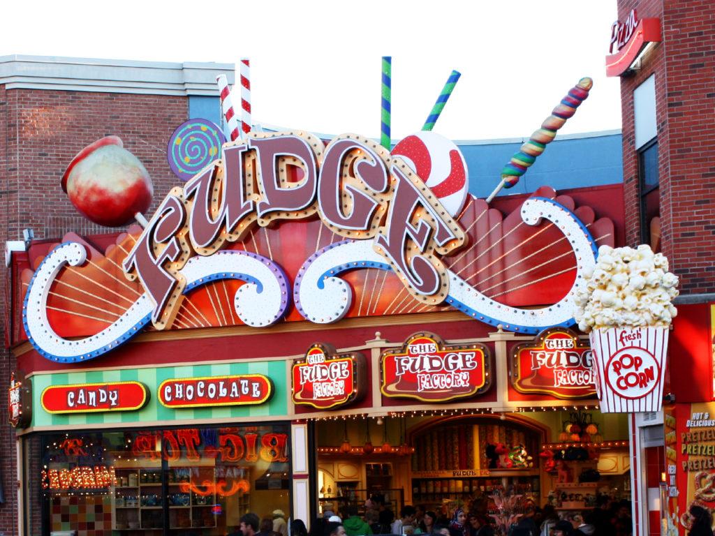 Fudge-winkel-Niagara-Falls