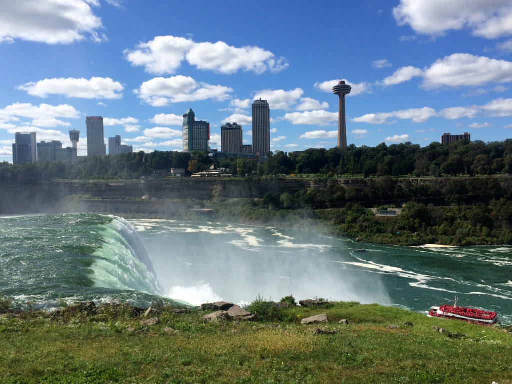 Niagara-Fall-Amerikaanse-kant