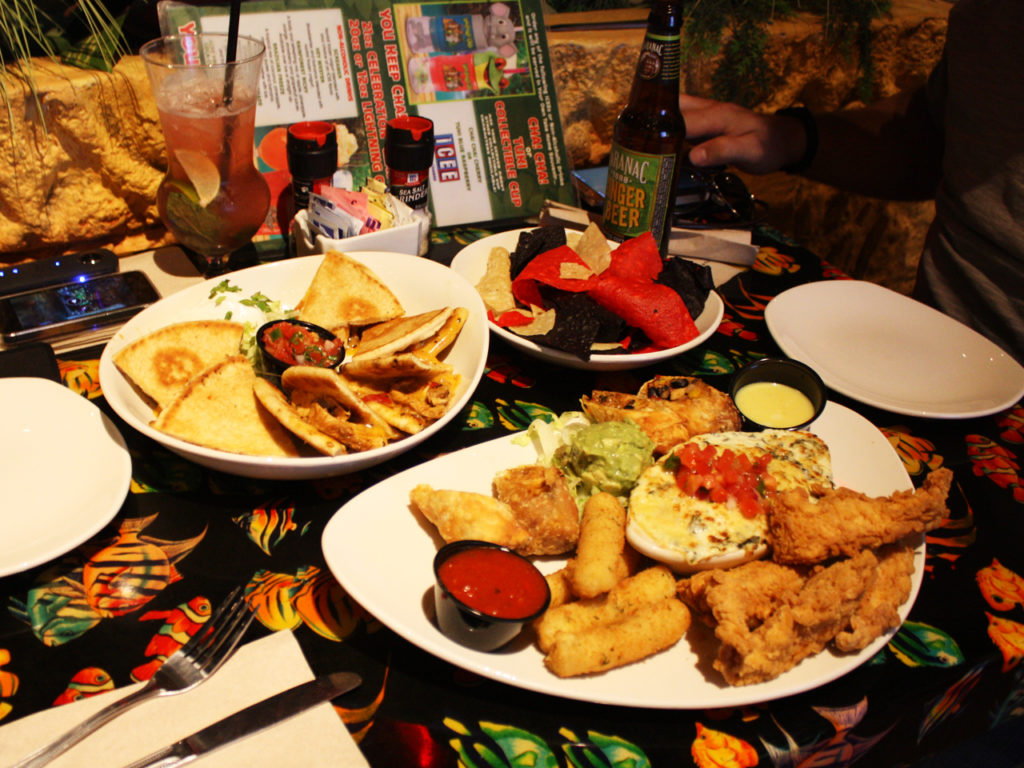 Rainforest-Cafe-eten