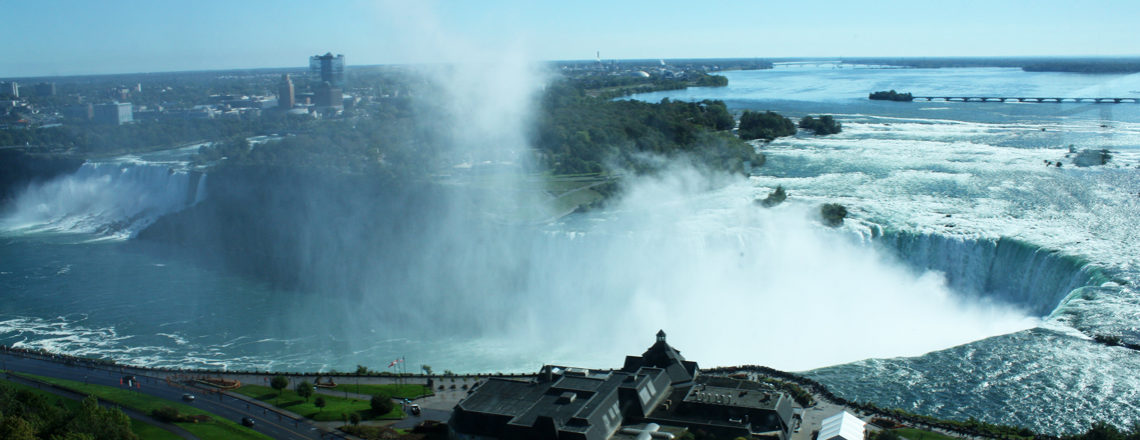 Rondje New York: Amerika reis dag 17: Het mooiste uitzicht en naar Toronto