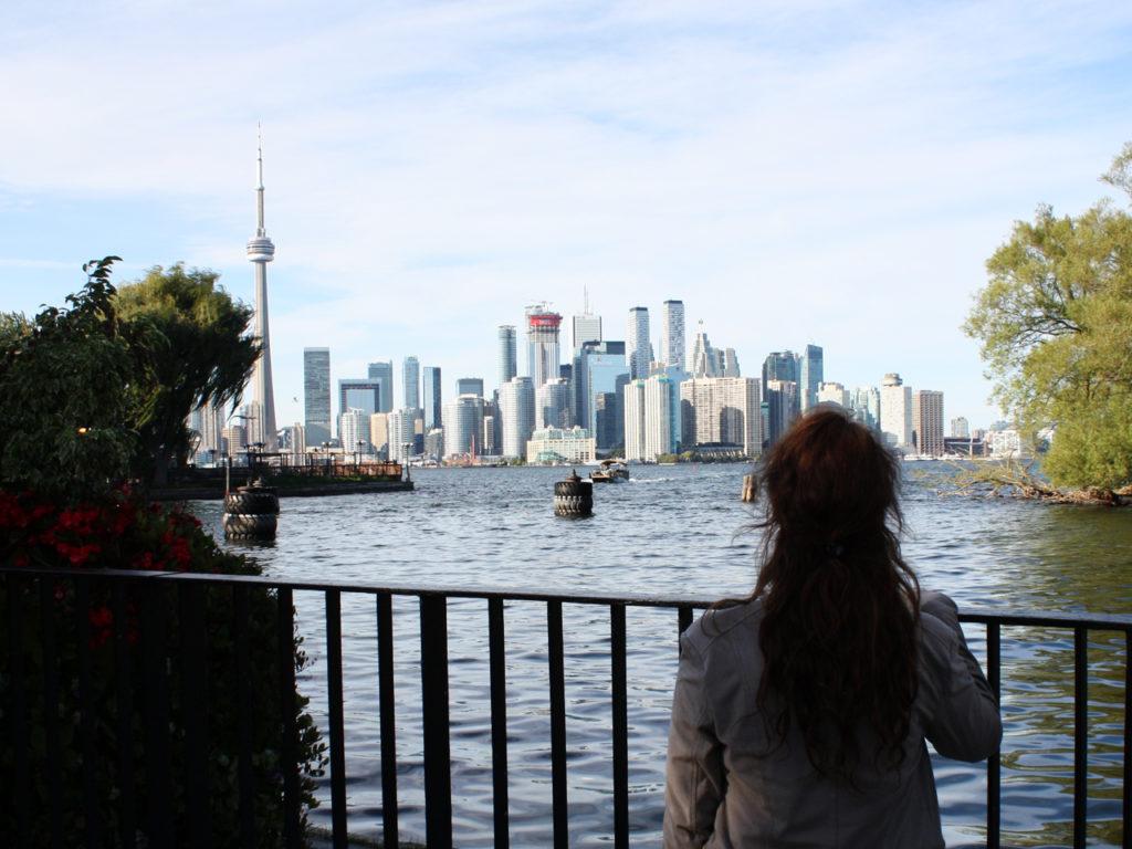 Naar-Toronto-Canada-skyline