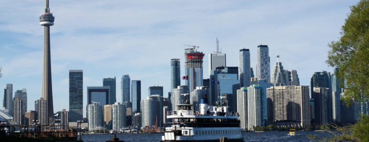 Toronto-Island-in-Canada