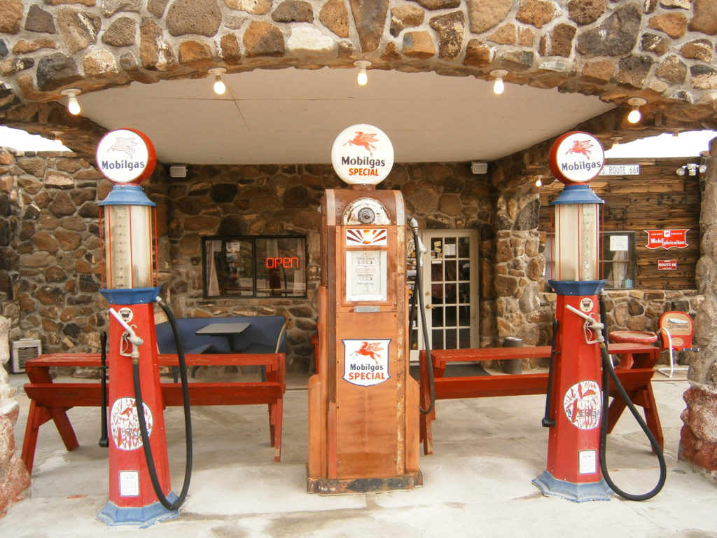 route-66-America-gas-station