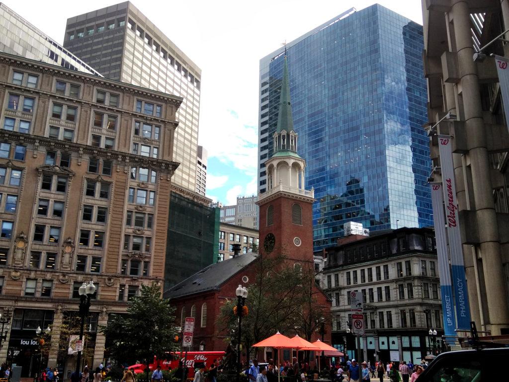 Boston-in-Amerika