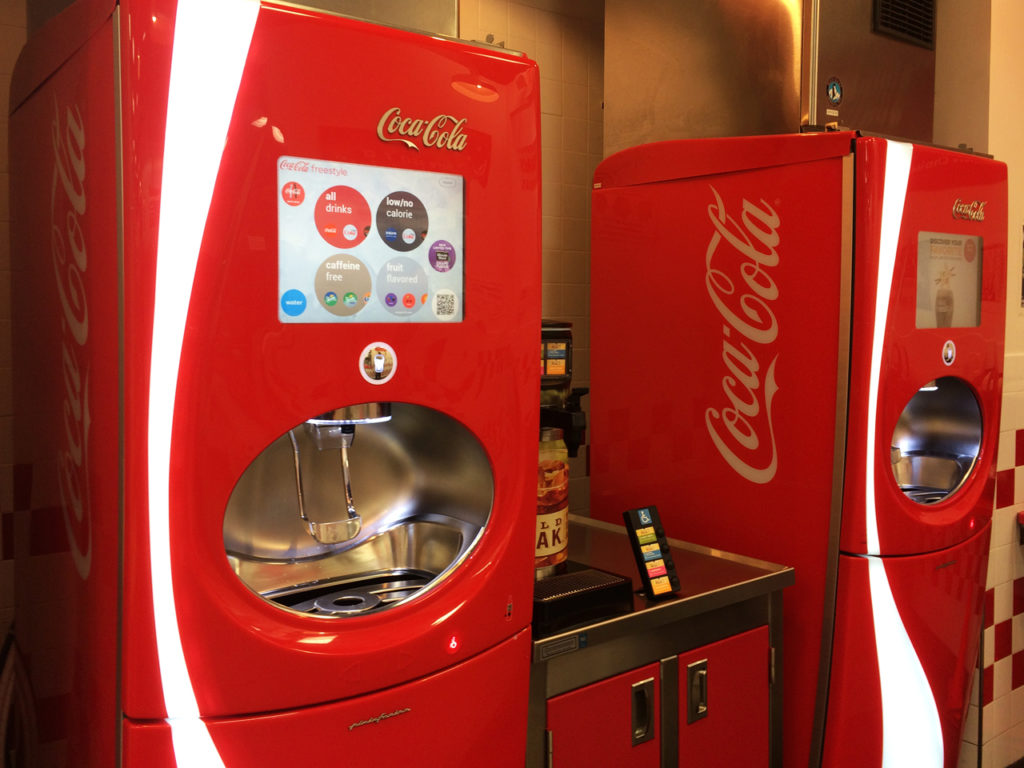 Coca-cola-machine-Amerika