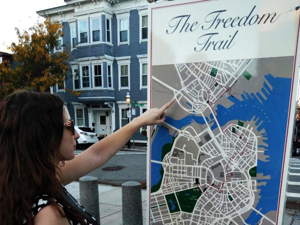 Freedom-Trail-map