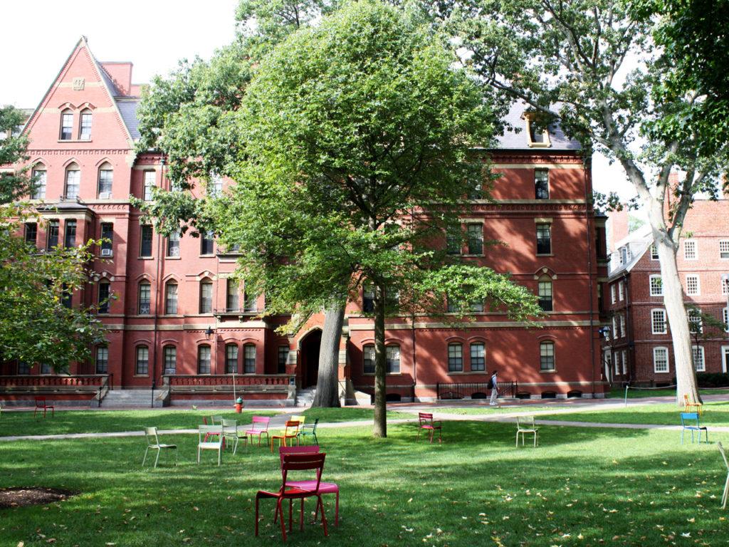 Harvard-bezoeken-in-Boston-Amerika