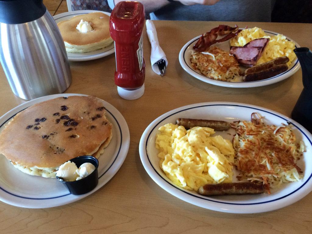 Ihop-ontbijt-in-Amerika