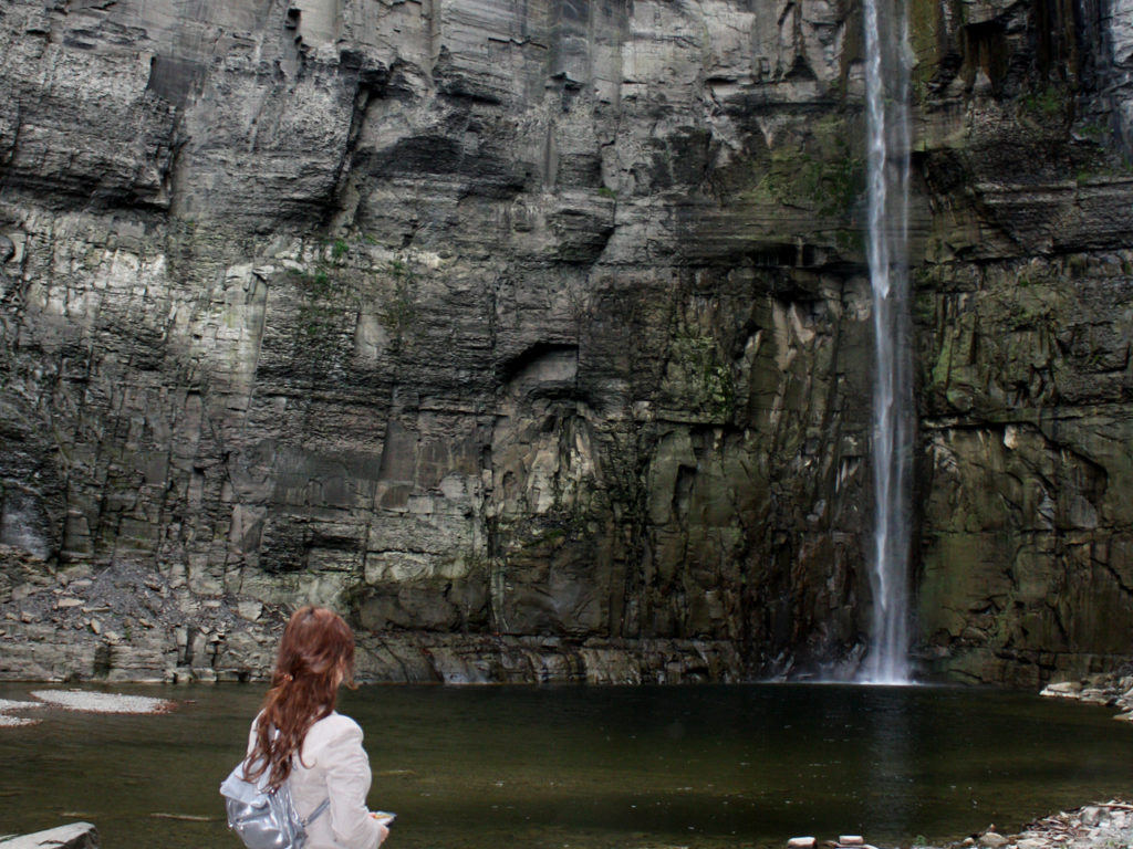 Taughannock-Falls-State-Park-waterval-Bianca