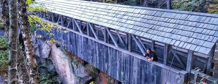 Flume-Gorge-bezoeken