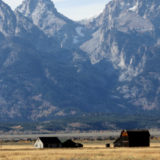In de schaduw van Yellowstone: Grand Teton National Park