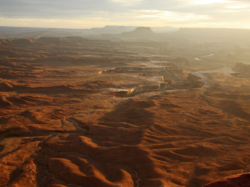 Zonsondergang-Canyonlands-National-Park-bezoeken