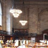 New York Public Library bezoeken