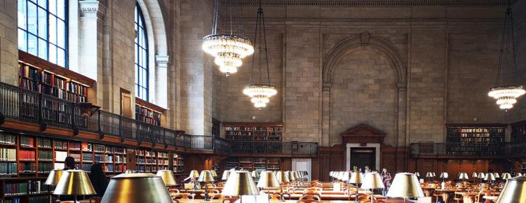 New-York-Public-Library-bezoeken