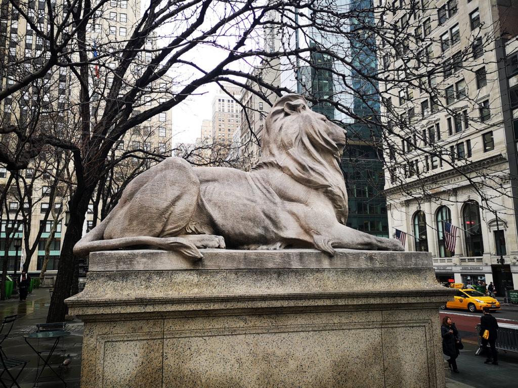 leeuwenbeeld-in-New-York