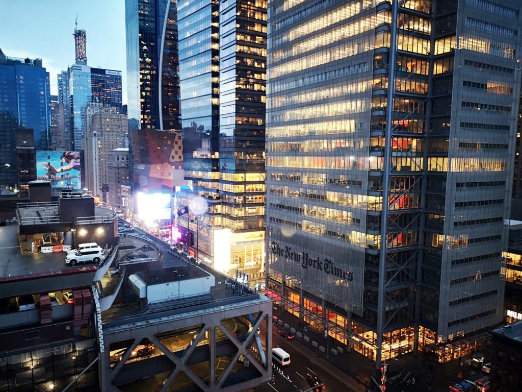 Uitzicht-Lord-&-Morris-hotel-New-York