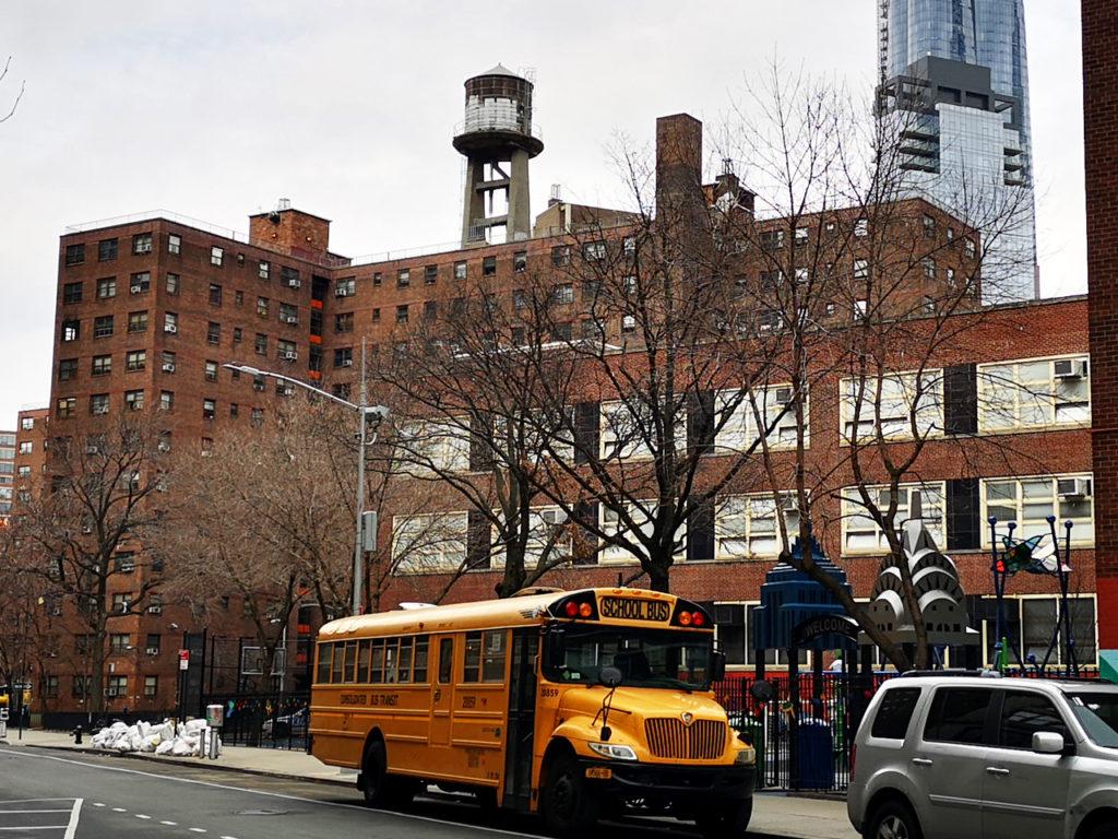 schoolbus-in-New-York