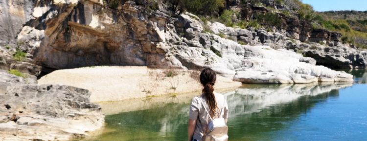 Natuur-in-Texas-Pedernales-Falls-State-Park