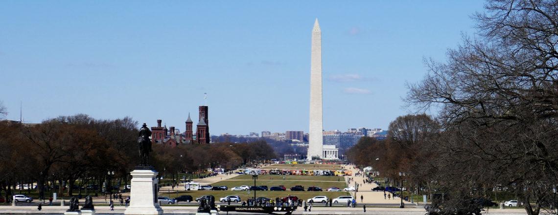 Van New York naar Texas: Amerika reis dag 4: Dag Washington DC, hallo road trip!