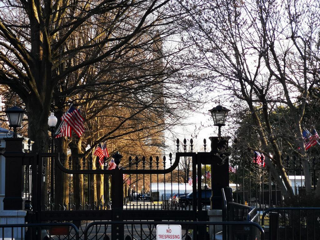Washington-DC-No-Trespassing