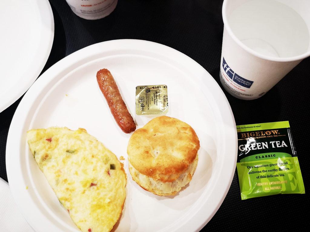 Amerikaans-ontbijt