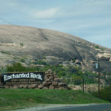 Natuur in Texas: Enchanted Rock