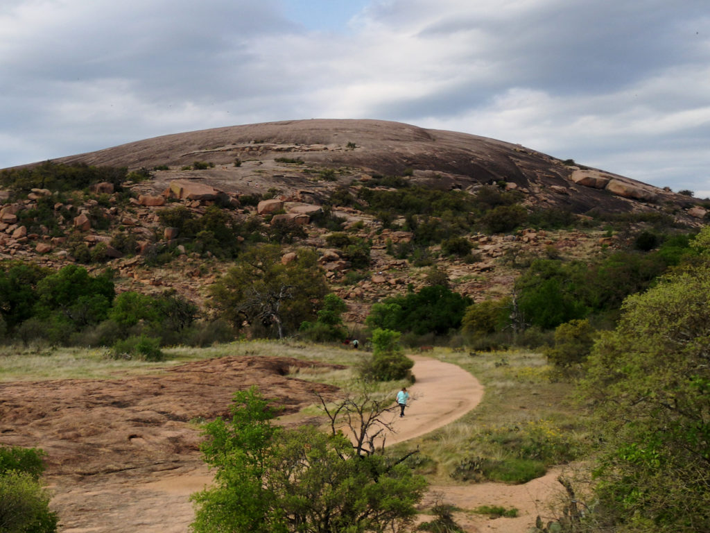 Enchanted-Rock-in-Texas-bezoeken