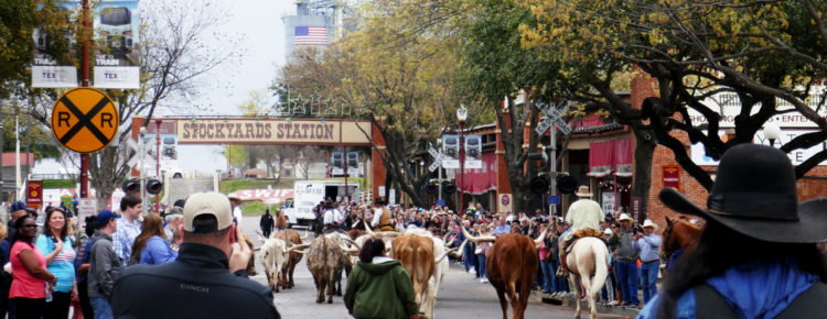 Forth-Worth-Stockyards