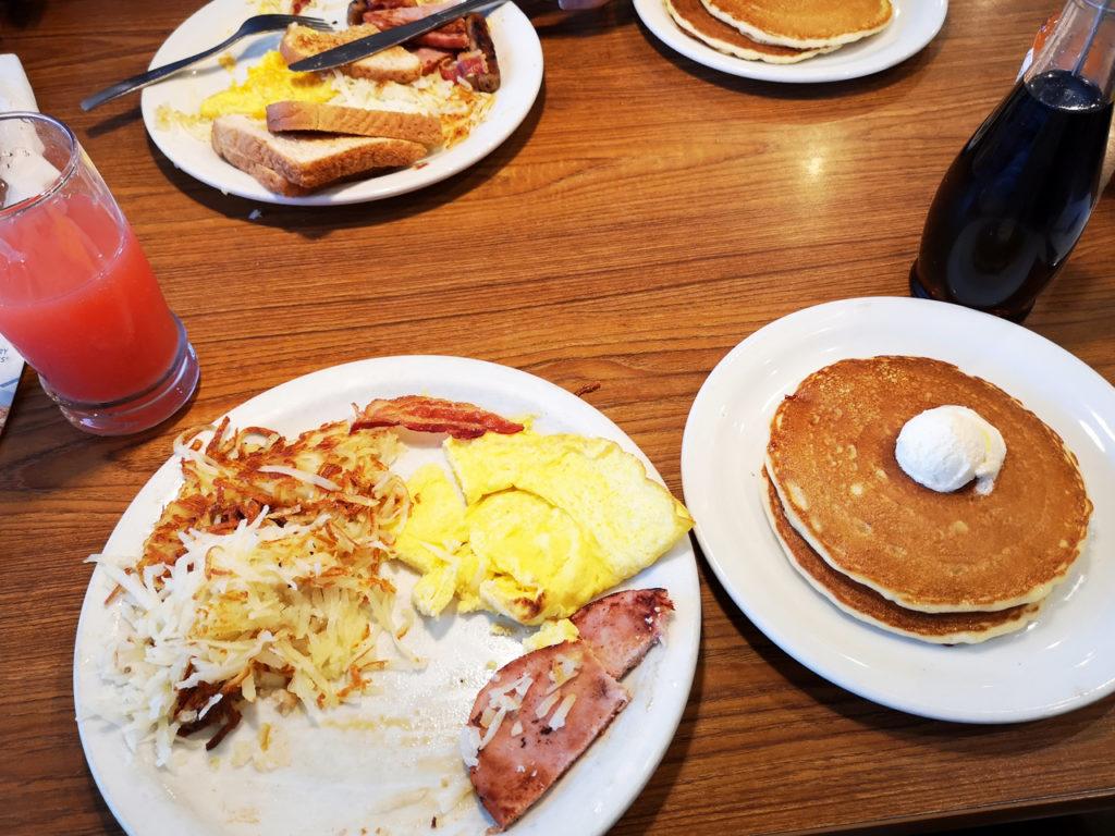 Ontbijt-bij-Denny's