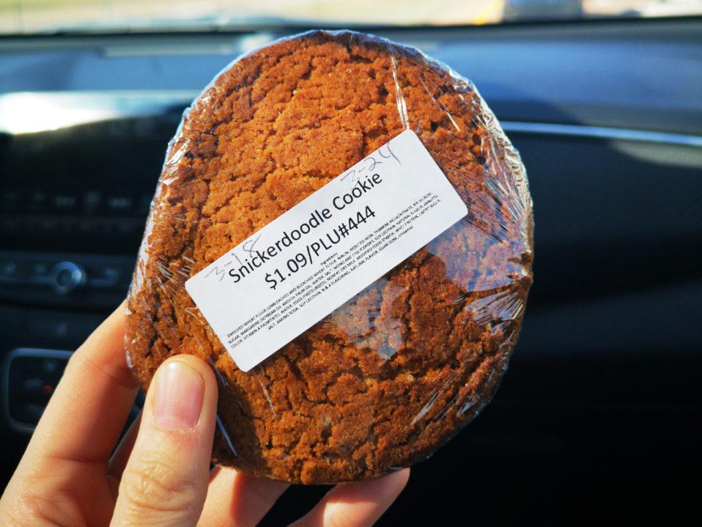 snickerdoodle-koekje