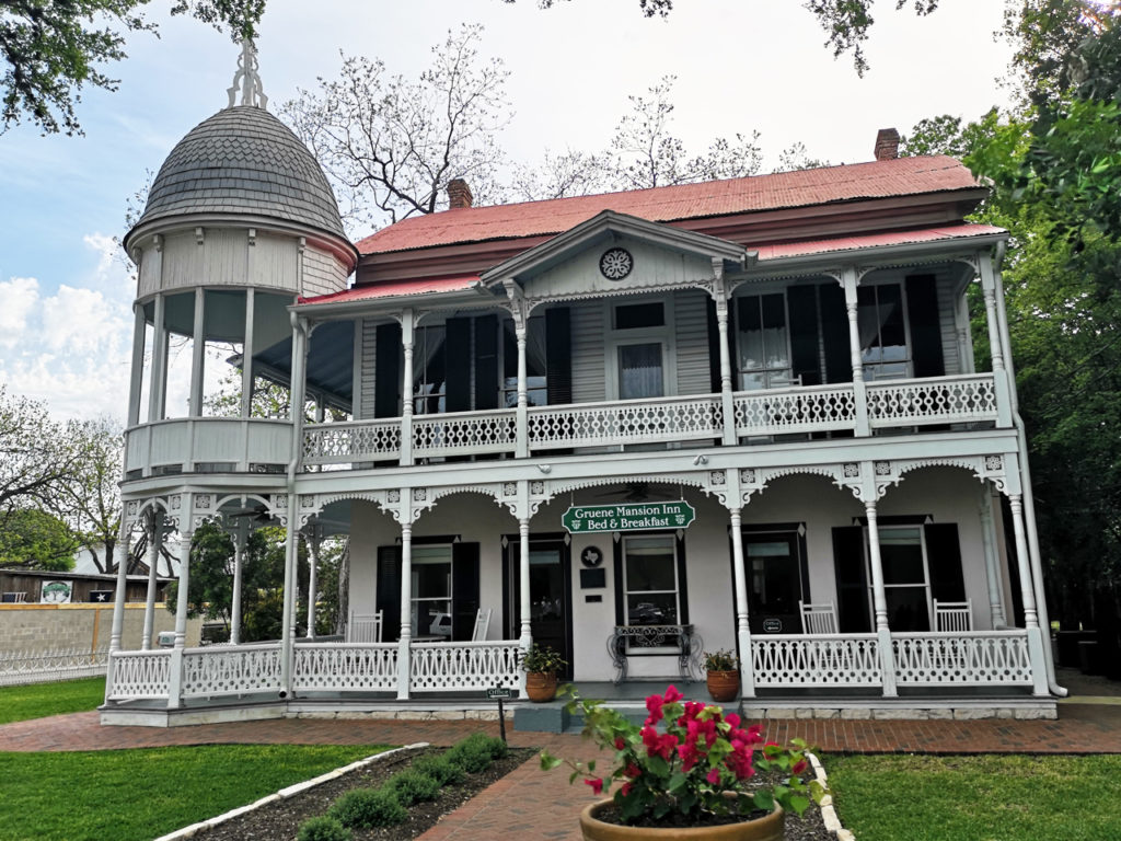 Gruene-Mansion