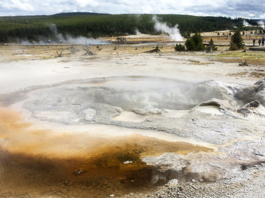 Yellowstone-hotel-Old-Faithful-Inn-Amerika