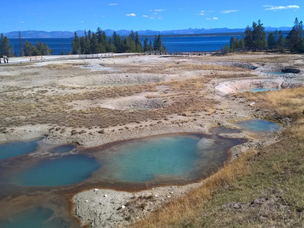 Yellowstone-in-Amerika