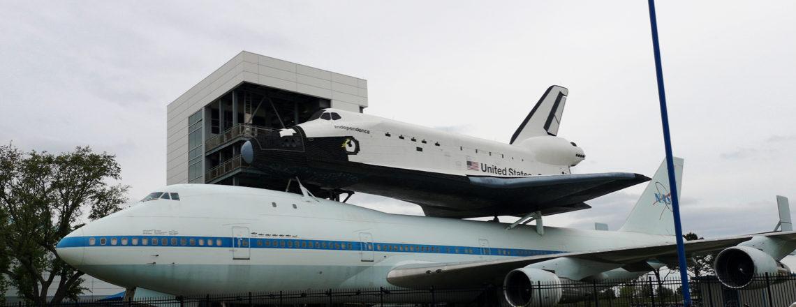 Van New York naar Texas: Amerika reis dag 18: Space & koekjes!