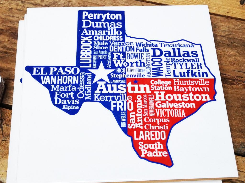 Texas-zelf je Amerika reis plannen