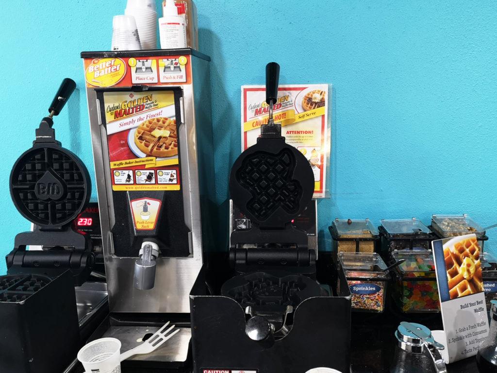 Texas-wafel-zelf-maken-in-Amerika
