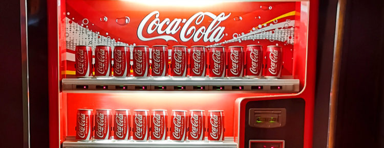 world-of-coca-cola-in-Atlanta-Amerika