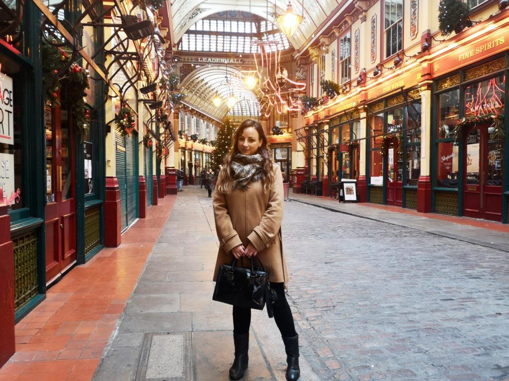 Londen-bezoeken