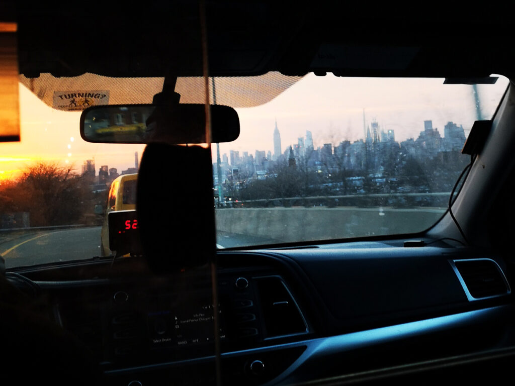 Taxi JFK Manhattan